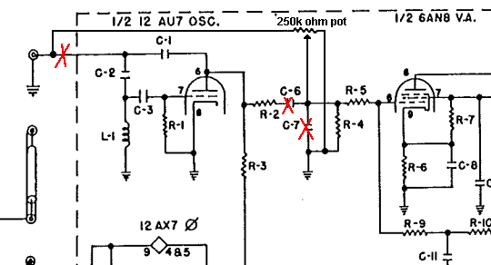 ampMod wurlitzer cobra tonearm magnetic conversion on wurlitzer 616 wiring diagram